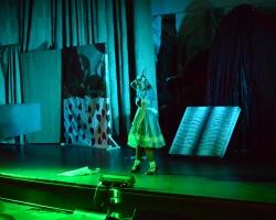 Детский музыкальный спектакль «Алиса в стране чудес» Московского музыкально-драматического театра 23.09.18