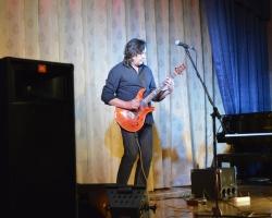 Концерт «Грани современной гитары» Дмитрия Малолетова 11.11.18