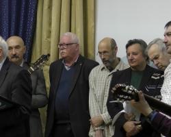 Концерт «Песни Физтеха» в исполнении ветеранов Агитбригад МФТИ и просто друзей 18.11.18