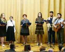 Концерт военной песни Хора Никольского храма (с. Макарово) 18.05.19