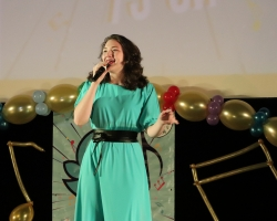 Конкурс талантов «Голос 75-ой» 16.05.19