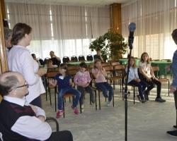 Лекции в рамках проекта «Детский научный театр» 21.05.19