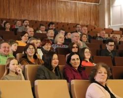 """Открытие цифровых кинопоказов в кинотеатре """"Два луча"""" 14.12.19"""