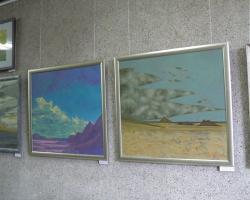 Презентация выставки живописи и графики Григория Виноградова (г. Москва) 12.05.18