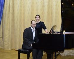 Вечер фортепианной музыки. Борис Кнезевич (Германия) 23.03.18