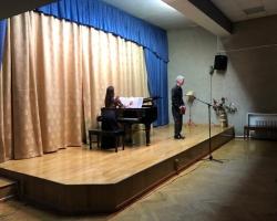 Вечер вокальной музыки. Кристиан Феллнер (бас, Великобритания), Надежда Кулешова (фортепиано) 28.04.19
