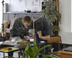 Встреча в рамках проекта «Детский научный театр» 09.04.19