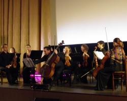 Концерт камерного оркестра KREMLIN. 27/11/16г.