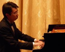 Концерт пианиста Джай Си (Китай) 11/04/2017