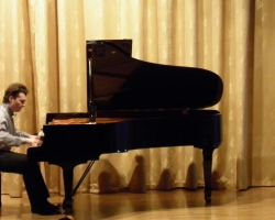Концерт пианиста К. Алексеева 04/02/2017