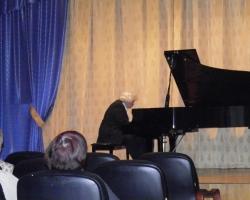 Концерт пианиста М. Лидского 24/05/2017