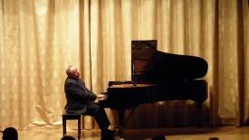 Концерт пианиста Заслуженного артиста России Александра Гиндина 18/04/2017