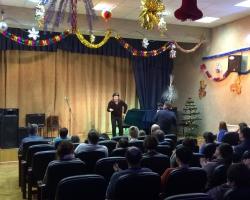 Концерт поэта, автора-исполнителя, художника, автора песен группы «Башаков бэнд» Михаила Башакова 16/12/2017