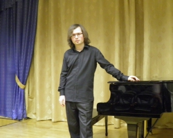 Концерт Сергея Арцибашева 22/01/2017