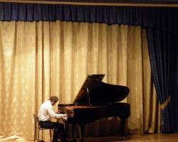 Концерт Ю. Мартынова 19/04/2017