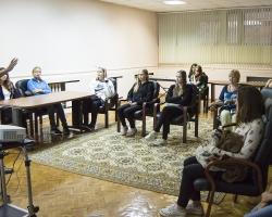 Литературное кафе 02/09/2017