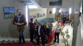 Презентация выставки живописи художника Г.Ю.Виноградова 01/03/2017