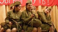 Спектакль студентов ГИТИСа «Девичьи попевки». 15/05/2015г.