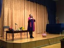 Творческий вечер поэта, писателя Ларисы Патраковой и Якова Смагаринского в рамках проекта «Литературное кафе» 08/10/2017