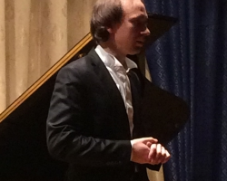 Вечер фортепианной музыки с композитором, пианистом, педагогом Алексеем Курбатовым 21/10/2017