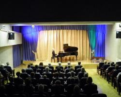 «Звезды YAMAHA». Выступает выдающийся юный пианист А.Малофеев. 26/11/16г.