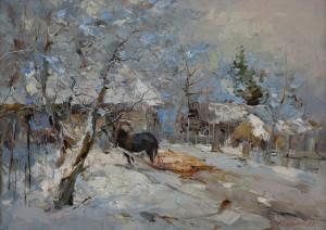 Русск зима