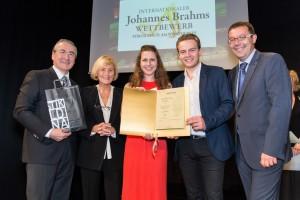 Беспрецедентным случаем стала победа России на Международном Конкурсе им. И. Брамса, принеся первое место дуэту «Project N. & A.»