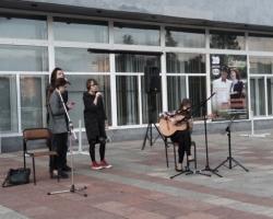 Благотворительный Концерт Анны и Екатерины Анисимовых (гитара) 07.07.19