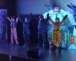 Детский музыкальный спектакль «Гости из космоса» Московского музыкально-драматического театра 11.04.2021