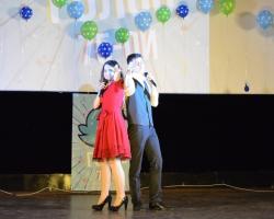 Гала-концерт победителей конкурса талантов МОУ СОШ №75 «Голос 75-й» 15.05.18