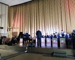 Концерт эстрадно-джазового оркестра Александра Дубровского JP BIG BAND «Победным маршем» 08.05.2021