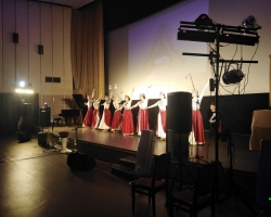 Концерт коллектива ARARAT BAND с участием танцевальных коллективов «АРАТТА» и «Ансамбль Армения» 15.06.2021
