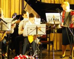 Концерт «Музыка весны» (парад музыкальных инструментов) в рамках абонемента «Я учусь слышать музыку» 13.05.18