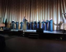 Концерт праздничного Хора Свято-Данилова монастыря 24.03.19 (фото А.Мушенок)