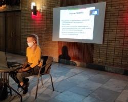 Научно-просветительский проект «Детский научный театр» — Научно-популярные лекции для школьников в формате Online 27.10.2020