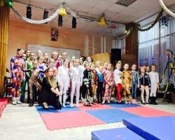 Открытый урок школы танцев «Арго-дэнс» 22.12.17