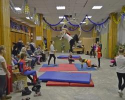 Открытый урок школы танцев «Арго-дэнс» 21.12.18