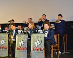 Праздничный концерт Джазового оркестра JP Big Band под руководством Александра Дубровского 22.12.19