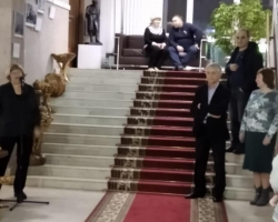 Презентация фотовыставки «Чеховская Россия» 25.02.20