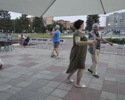 Танцевальный вечер на террасе 23.06.19