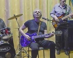 Вечер со столиками. Концерт Алексея Аграновского и группы De Blues Spinners «Живые импровизации…» 21.04.19