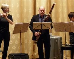 Концерт ансамбля «Классика нова арт» 26/03/2017