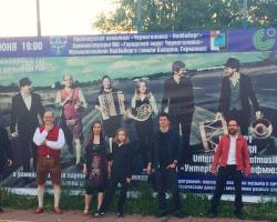 Концерт ансамбля Unterbiberger Hofmusik (Германия, Нойбиберг). 6/06/2015г. Фото: Е. Солдатенкова, Е. Пылаева