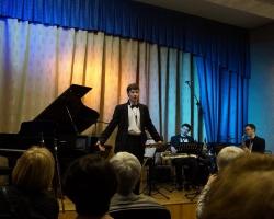 Концерт джазовой музыки Д.Козьминых 07/03/2017