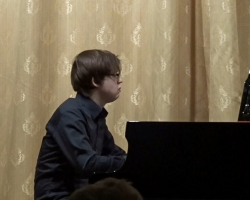 Концерт пианиста Н. Медведева 23/01/2016