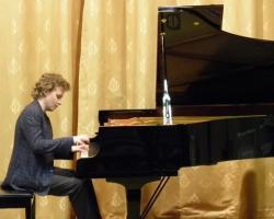 Концерт пианиста Н. Хозяинова 06/03/2017