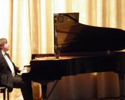 Концерт пианиста О. Полянского (Германия) 27/05/2017