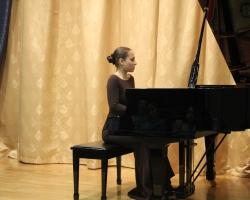 Концерт пианистки Анны Цыбулевой 07/05/2017