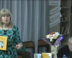 Литературное кафе со сказочницей Л.Лариной 25/04/2017