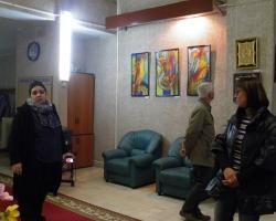 Презентация выставки живописи изостудии О. Савиной 14/05/2017